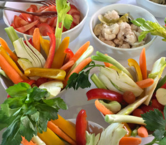 Avvicinamento alla figura del cuoco vegetariano-vegano