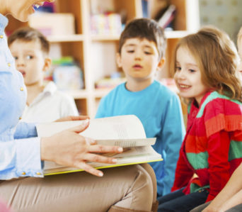 Educatore di Nido Famiglia